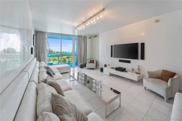 100 S Pointe Dr #602, Miami Beach, FL 33139 (MLS #A10782292) :: The Riley Smith Group