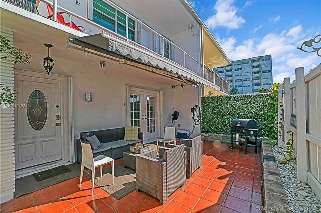 824 Raymond St #824, Miami Beach, FL 33141 (MLS #A10782301) :: The Teri Arbogast Team at Keller Williams Partners SW