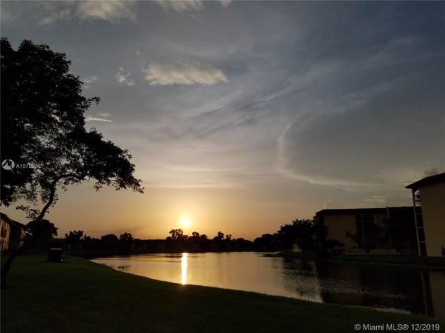 10031 Winding Lake Rd #104, Sunrise, FL 33351 (MLS #A10782387) :: Patty Accorto Team