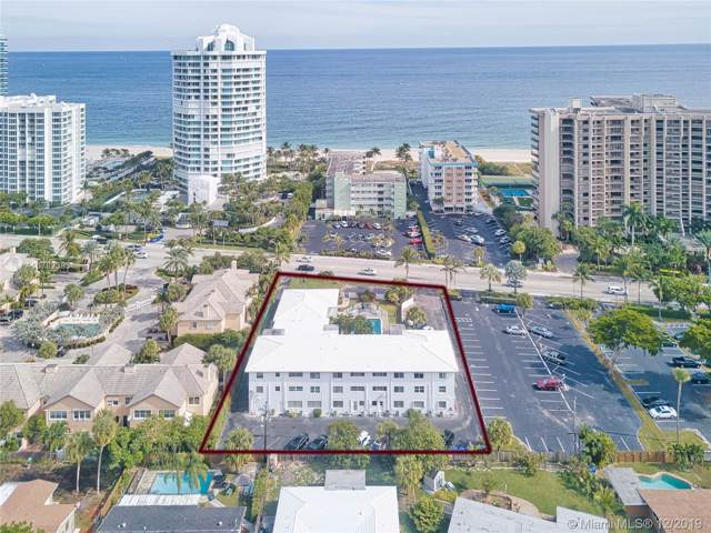 1751 S Ocean Blvd 101W, Lauderdale By The Sea, FL 33062 (MLS #A10782393) :: RE/MAX
