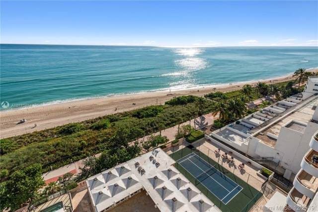 5555 Collins Ave 11J, Miami Beach, FL 33140 (MLS #A10782434) :: The Teri Arbogast Team at Keller Williams Partners SW