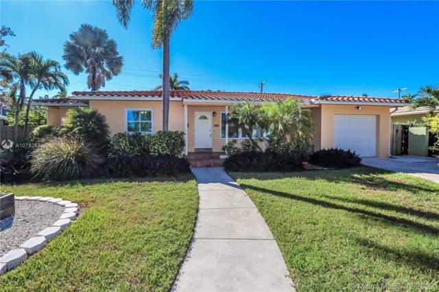 938 Harrison St, Hollywood, FL 33019 (MLS #A10782471) :: Grove Properties