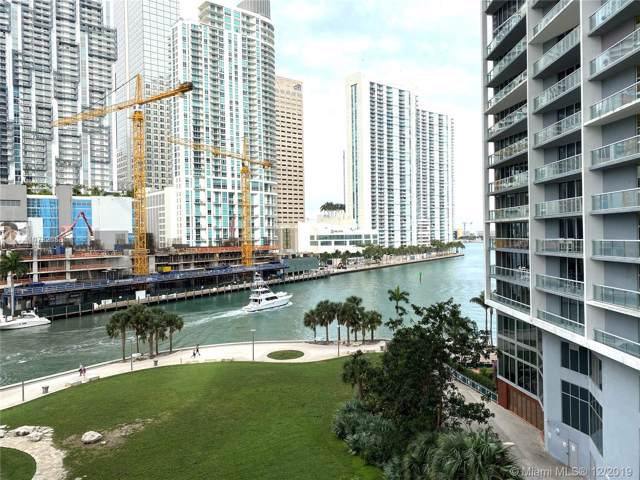 475 Brickell Ave #614, Miami, FL 33131 (MLS #A10782688) :: Prestige Realty Group