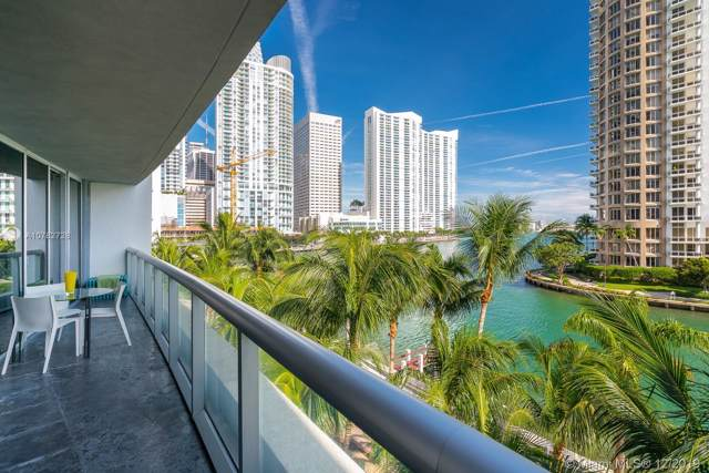 465 Brickell Ave #418, Miami, FL 33131 (MLS #A10782728) :: The Adrian Foley Group