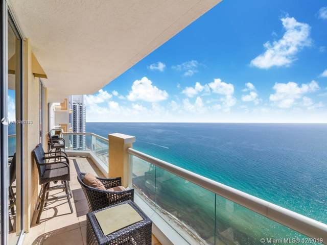 17875 Collins Ave #3903, Sunny Isles Beach, FL 33160 (MLS #A10782743) :: The Riley Smith Group
