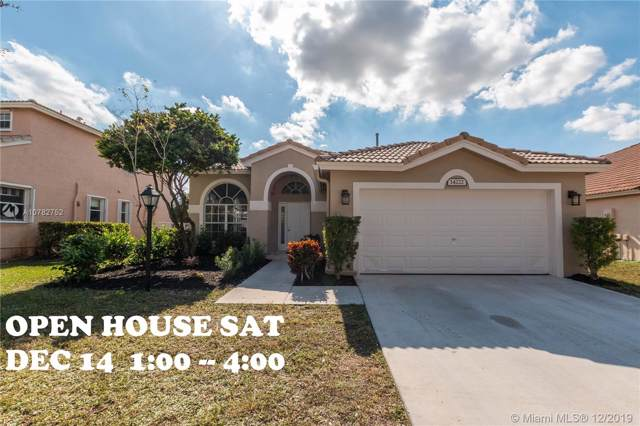 14222 NW 23rd St, Pembroke Pines, FL 33028 (MLS #A10782752) :: Castelli Real Estate Services
