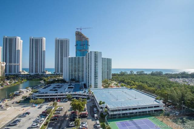 300 Bayview Dr #1415, Sunny Isles Beach, FL 33160 (MLS #A10782804) :: The Riley Smith Group