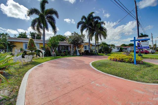 7920 NW 14th St, Pembroke Pines, FL 33024 (MLS #A10782834) :: United Realty Group