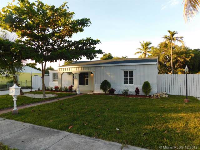1021 NE 140th St, North Miami, FL 33161 (MLS #A10782837) :: Albert Garcia Team