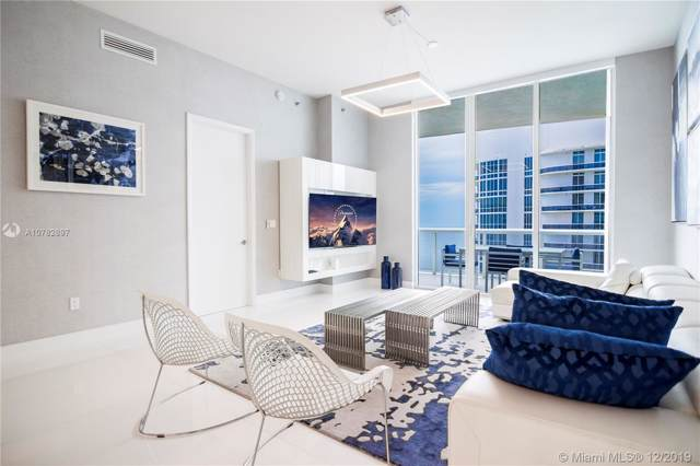15901 Collins Ave #4002, Sunny Isles Beach, FL 33160 (MLS #A10782897) :: The Howland Group