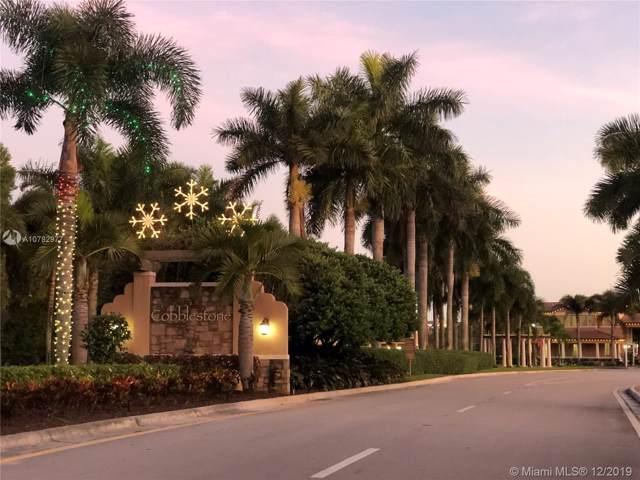 14665 SW 9th St #1808, Pembroke Pines, FL 33027 (MLS #A10782977) :: Albert Garcia Team