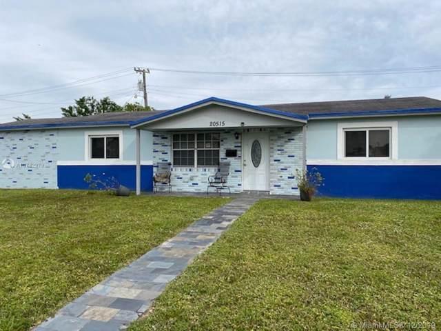 20515 NW 28th, Miami Gardens, FL 33056 (MLS #A10782979) :: Berkshire Hathaway HomeServices EWM Realty