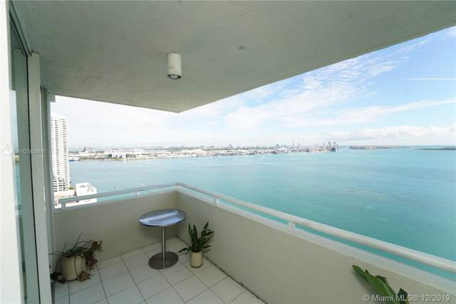 800 Claughton Island Dr #2701, Miami, FL 33131 (MLS #A10782996) :: Prestige Realty Group