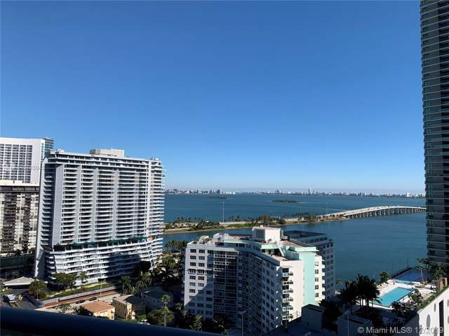 501 NE 31st St #1801, Miami, FL 33137 (MLS #A10783043) :: The Adrian Foley Group