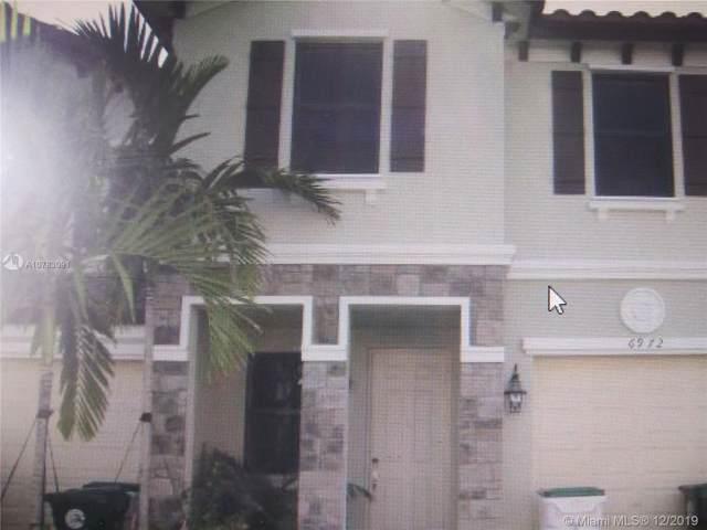 6972 Halton Park Ln, Coconut Creek, FL 33073 (MLS #A10783091) :: Berkshire Hathaway HomeServices EWM Realty