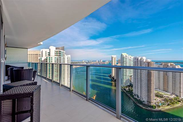 200 Biscayne Boulevard Way #3907, Miami, FL 33131 (MLS #A10783119) :: Berkshire Hathaway HomeServices EWM Realty