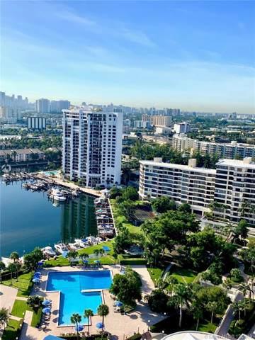 2500 Parkview Dr #2517, Hallandale, FL 33009 (MLS #A10783144) :: Berkshire Hathaway HomeServices EWM Realty