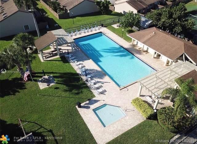 8111 SW 24th St #8111, Davie, FL 33324 (MLS #A10783212) :: Castelli Real Estate Services