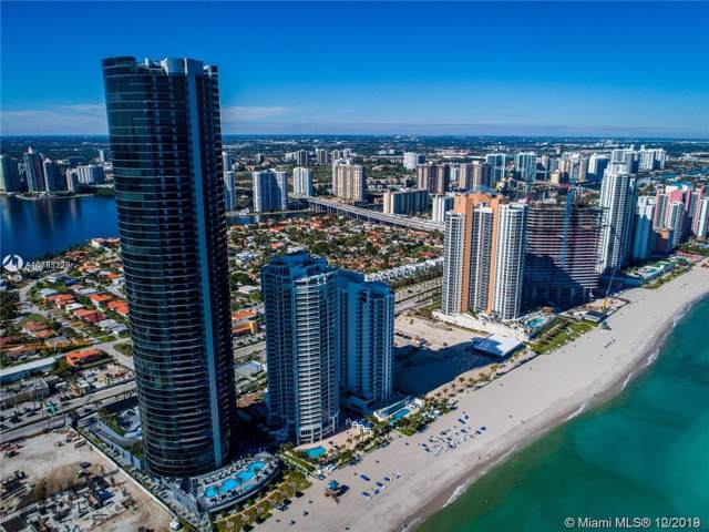 18555 Collins Ave #1603, Sunny Isles Beach, FL 33160 (MLS #A10783230) :: The Howland Group