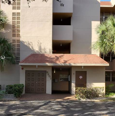 9501 Seagrape Dr #201, Davie, FL 33324 (MLS #A10783247) :: The Howland Group