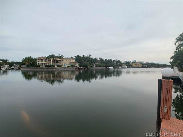 921 Diplomat Pkwy, Hollywood, FL 33019 (MLS #A10783251) :: Green Realty Properties