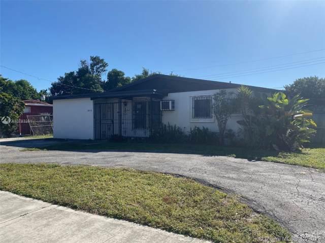 5610 NW 176th St, Miami Gardens, FL 33055 (MLS #A10783281) :: Berkshire Hathaway HomeServices EWM Realty