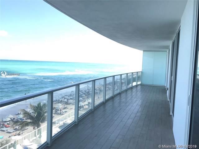 3951 S Ocean Dr #602, Hollywood, FL 33019 (MLS #A10783309) :: Green Realty Properties