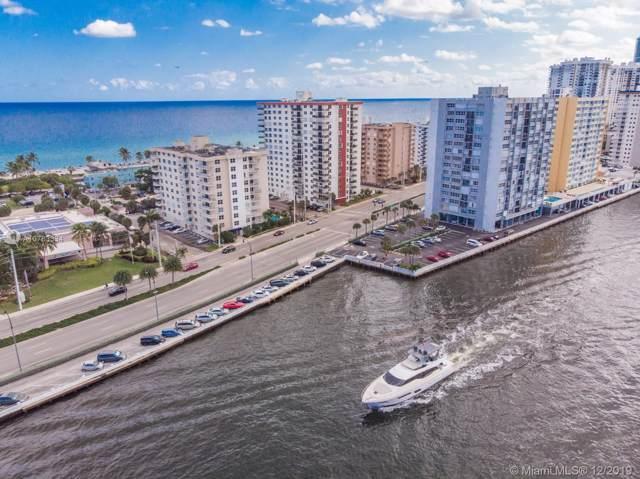 1501 S Ocean Dr #805, Hollywood, FL 33019 (MLS #A10783334) :: Castelli Real Estate Services