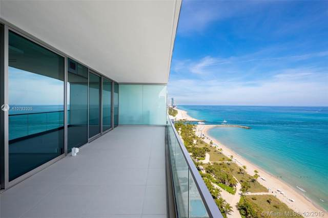 10201 Collins Ave #2103, Bal Harbour, FL 33154 (MLS #A10783335) :: Miami Villa Group