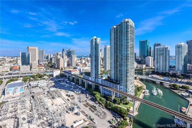 185 SW 7th St #3007, Miami, FL 33130 (MLS #A10783349) :: Prestige Realty Group