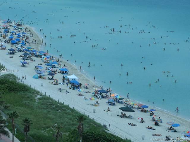 6801 Collins Ave C1411, Miami Beach, FL 33141 (MLS #A10783393) :: Patty Accorto Team