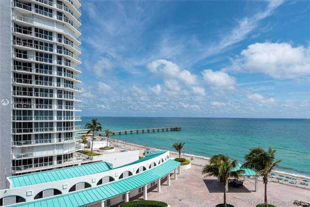 16425 Collins Ave #815, Sunny Isles Beach, FL 33160 (MLS #A10783452) :: United Realty Group