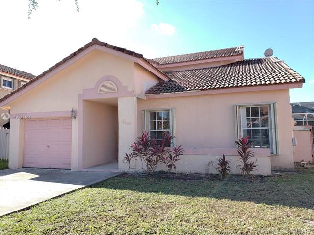 18622 NW 54th Pl, Miami Gardens, FL 33055 (MLS #A10783461) :: ONE   Sotheby's International Realty
