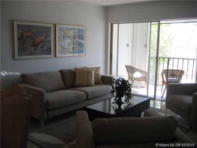 201 178th Dr #336, Sunny Isles Beach, FL 33160 (MLS #A10783603) :: The Howland Group