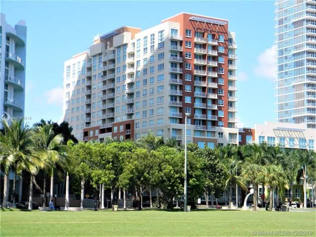 2000 N Bayshore Dr #708, Miami, FL 33137 (MLS #A10783616) :: The Adrian Foley Group