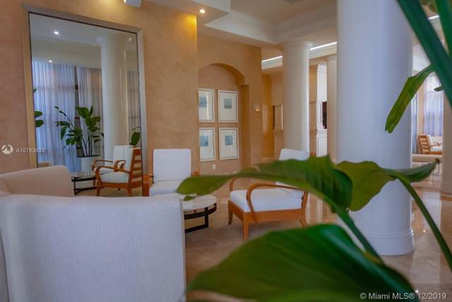 770 Claughton Island Dr #1610, Miami, FL 33131 (MLS #A10783638) :: The Adrian Foley Group