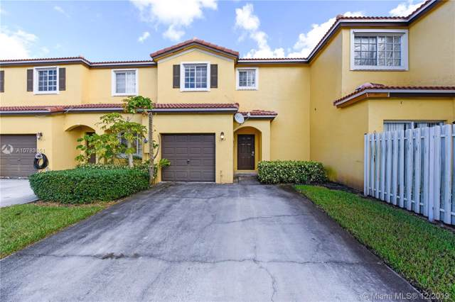 1717 SW 101st Ter, Miramar, FL 33025 (MLS #A10783651) :: The Teri Arbogast Team at Keller Williams Partners SW