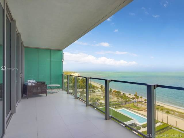 360 Ocean Dr 1106S, Key Biscayne, FL 33149 (MLS #A10783672) :: The Riley Smith Group