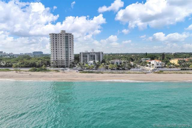 1200 N Fort Lauderdale Beach Blvd #202, Fort Lauderdale, FL 33304 (MLS #A10783678) :: The Jack Coden Group