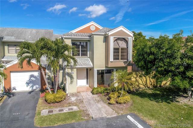 9623 SW 152nd Ave #112, Miami, FL 33196 (MLS #A10783817) :: The Teri Arbogast Team at Keller Williams Partners SW