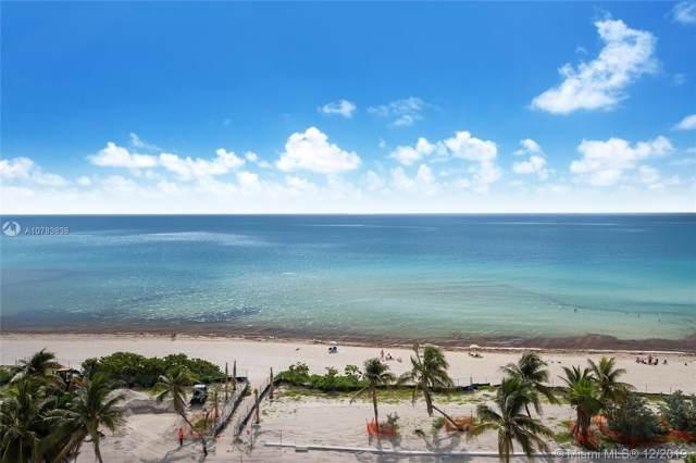 5445 Collins Ave #732, Miami Beach, FL 33140 (MLS #A10783838) :: The Paiz Group