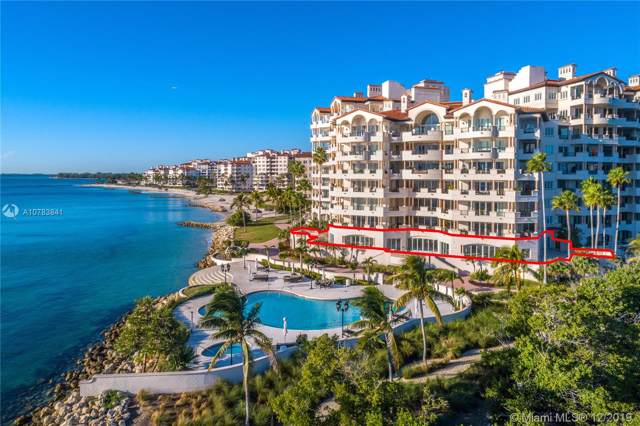 7213 Fisher Island Dr #7213, Miami Beach, FL 33109 (MLS #A10783841) :: The Riley Smith Group
