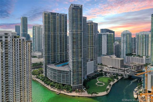 465 Brickell Ave #5201, Miami, FL 33131 (MLS #A10783873) :: The Riley Smith Group