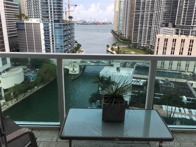 31 SE 5th St #1902, Miami, FL 33131 (MLS #A10783875) :: The Adrian Foley Group