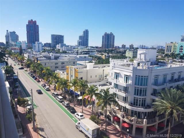 465 Ocean Dr #902, Miami Beach, FL 33139 (MLS #A10783884) :: The Paiz Group