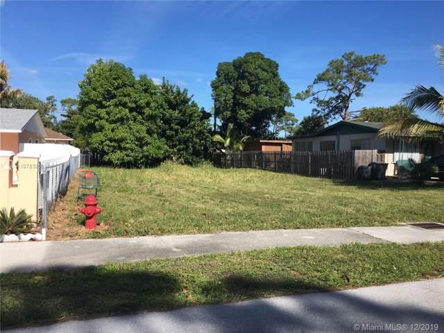 0 Papaya Rd, Unincorporated Palm Beach County, FL 33413 (#A10783908) :: Keller Williams Vero Beach