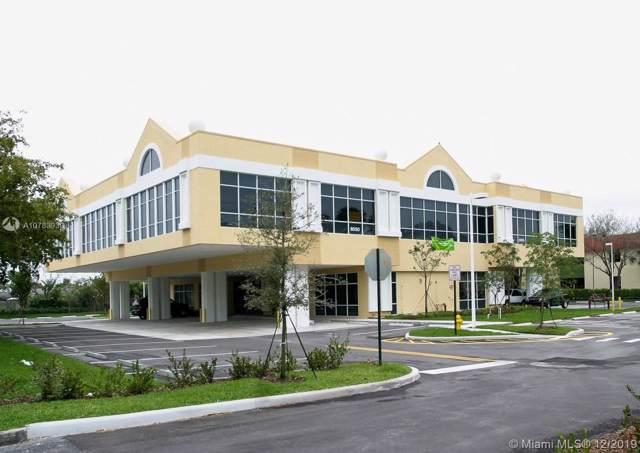 8050 N University Dr #209, Tamarac, FL 33321 (MLS #A10783939) :: The Jack Coden Group