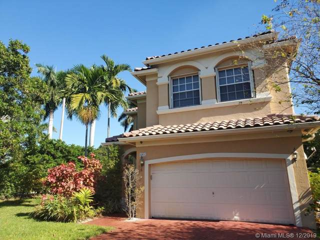 4901 SW 136th Ter, Miramar, FL 33027 (MLS #A10783954) :: The Jack Coden Group