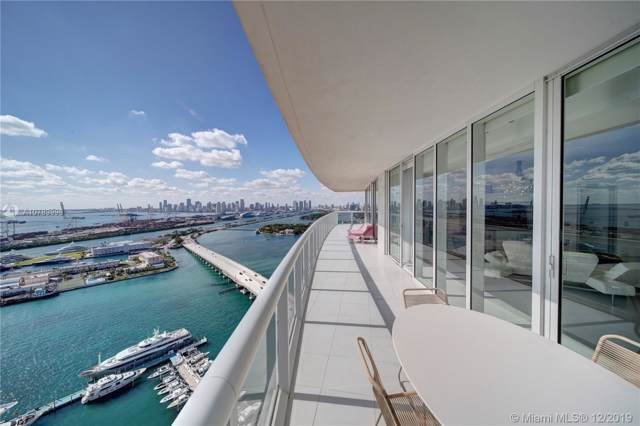 450 Alton Rd #3401, Miami Beach, FL 33139 (MLS #A10783998) :: Grove Properties