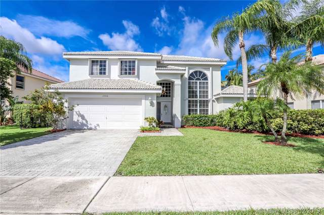 17550 SW 7th St, Pembroke Pines, FL 33029 (MLS #A10784020) :: The Jack Coden Group
